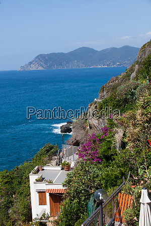 beautiful, coastline, in, cinque, terre, , liguria, - 28258172