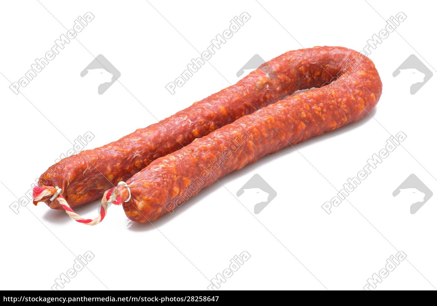 chorizo, pepper, salami, sausage - 28258647
