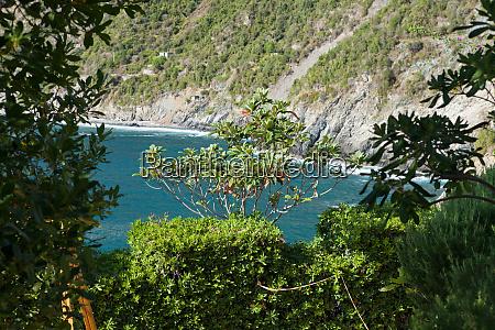 cinque, terre-coast, between, manarola, and, corniglia - 28258541