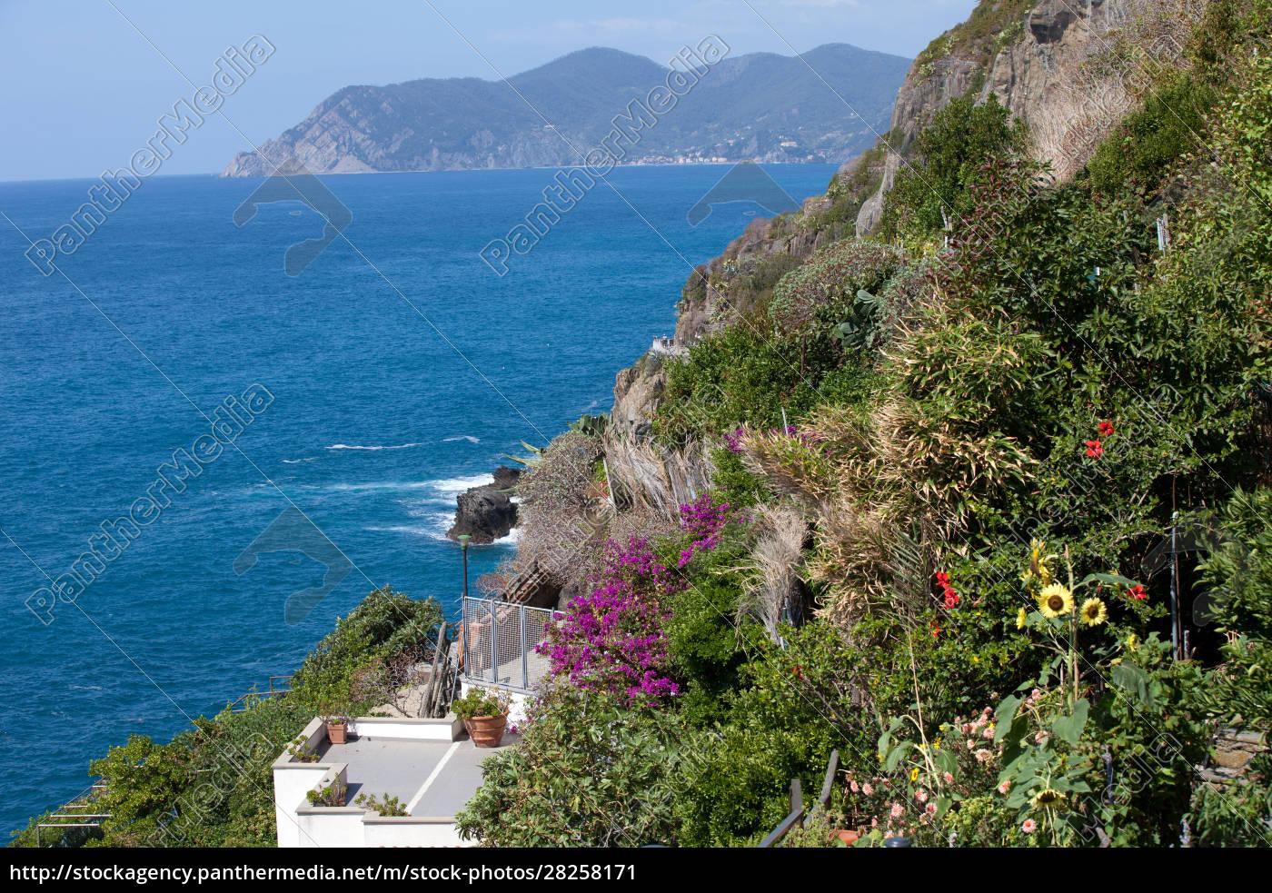 cliffs, in, riomaggiore., , cinque, terre, - 28258171