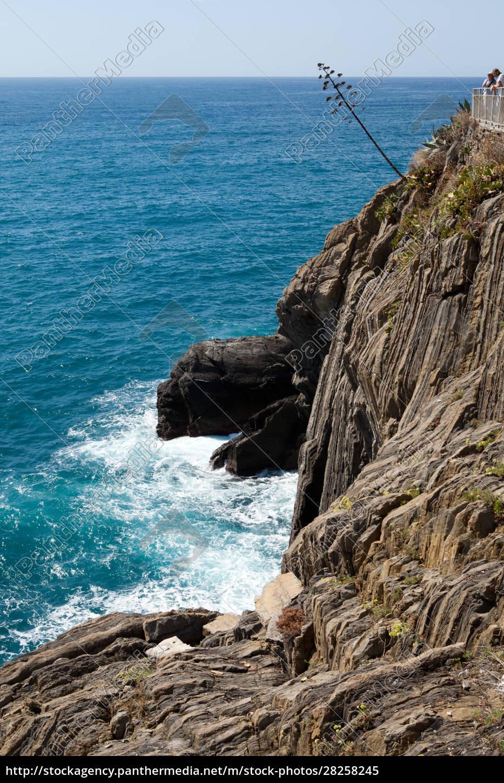 coast, of, cinque, terre., liguria - 28258245