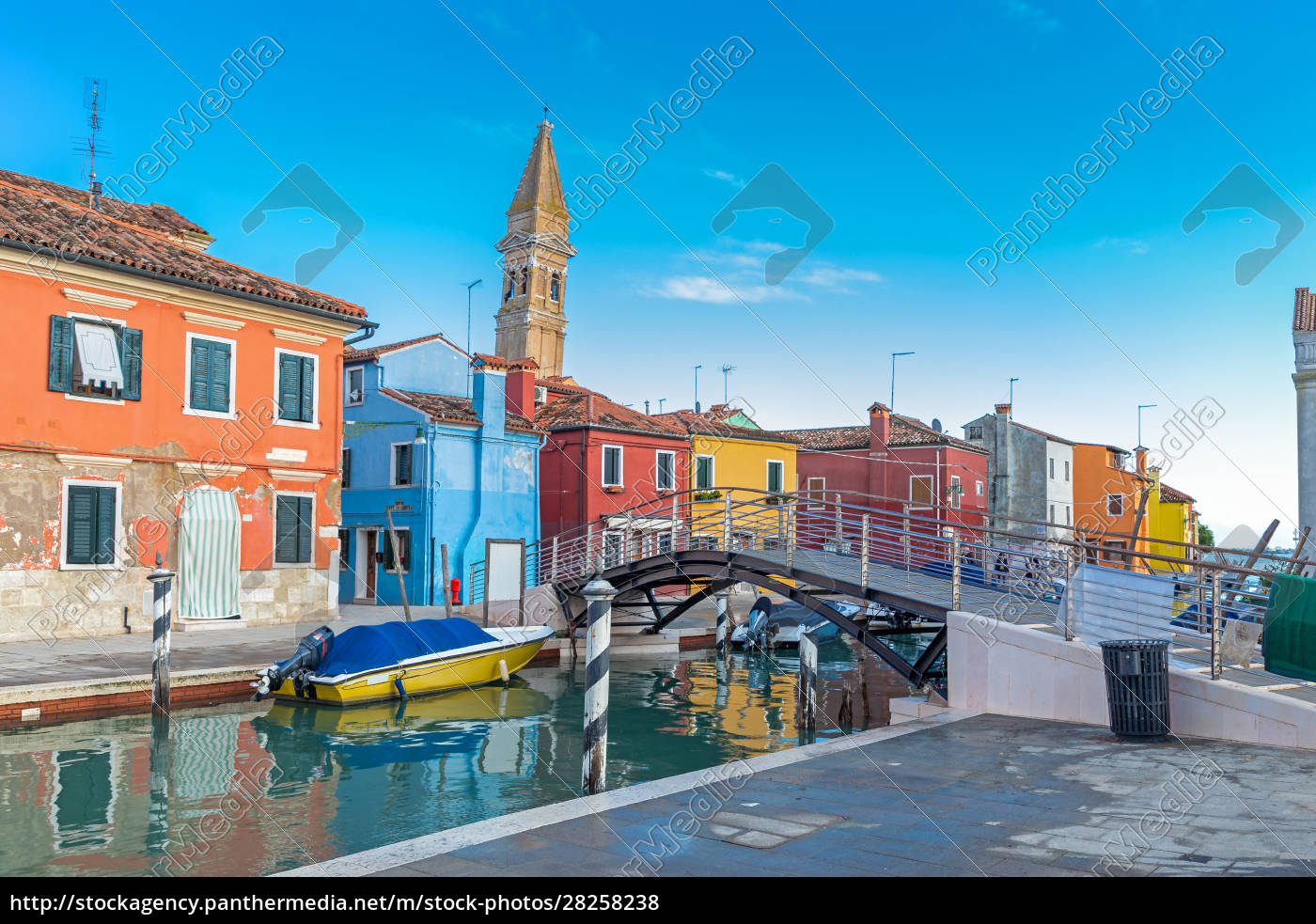 colorful, houses, in, burano, , venice - 28258238