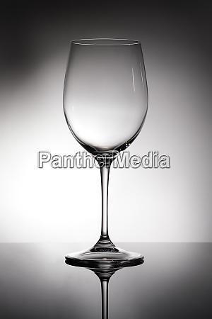 empty, glass, for, chardonnay, white, wine - 28258375