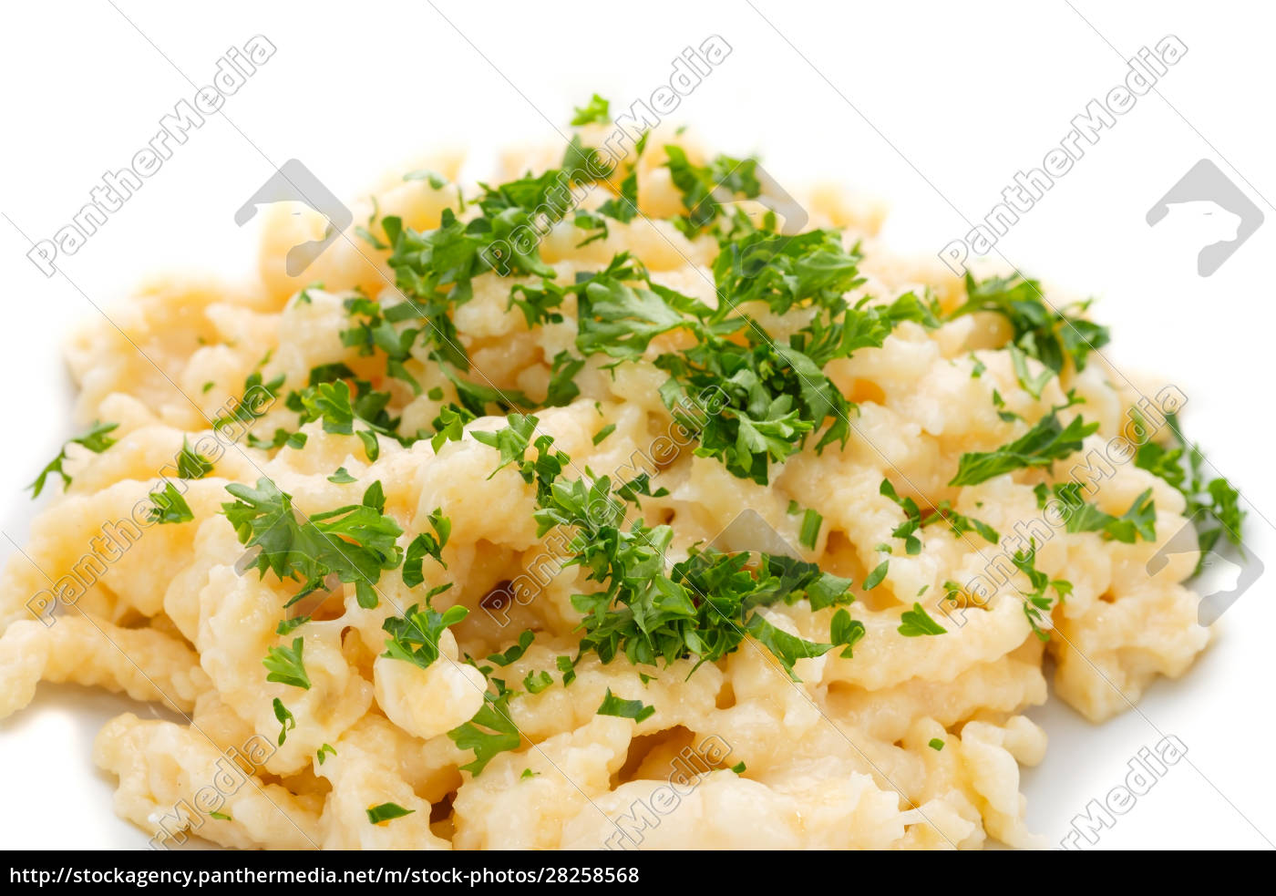 german, speciality, käsespätzle, cheese, noodles, with - 28258568