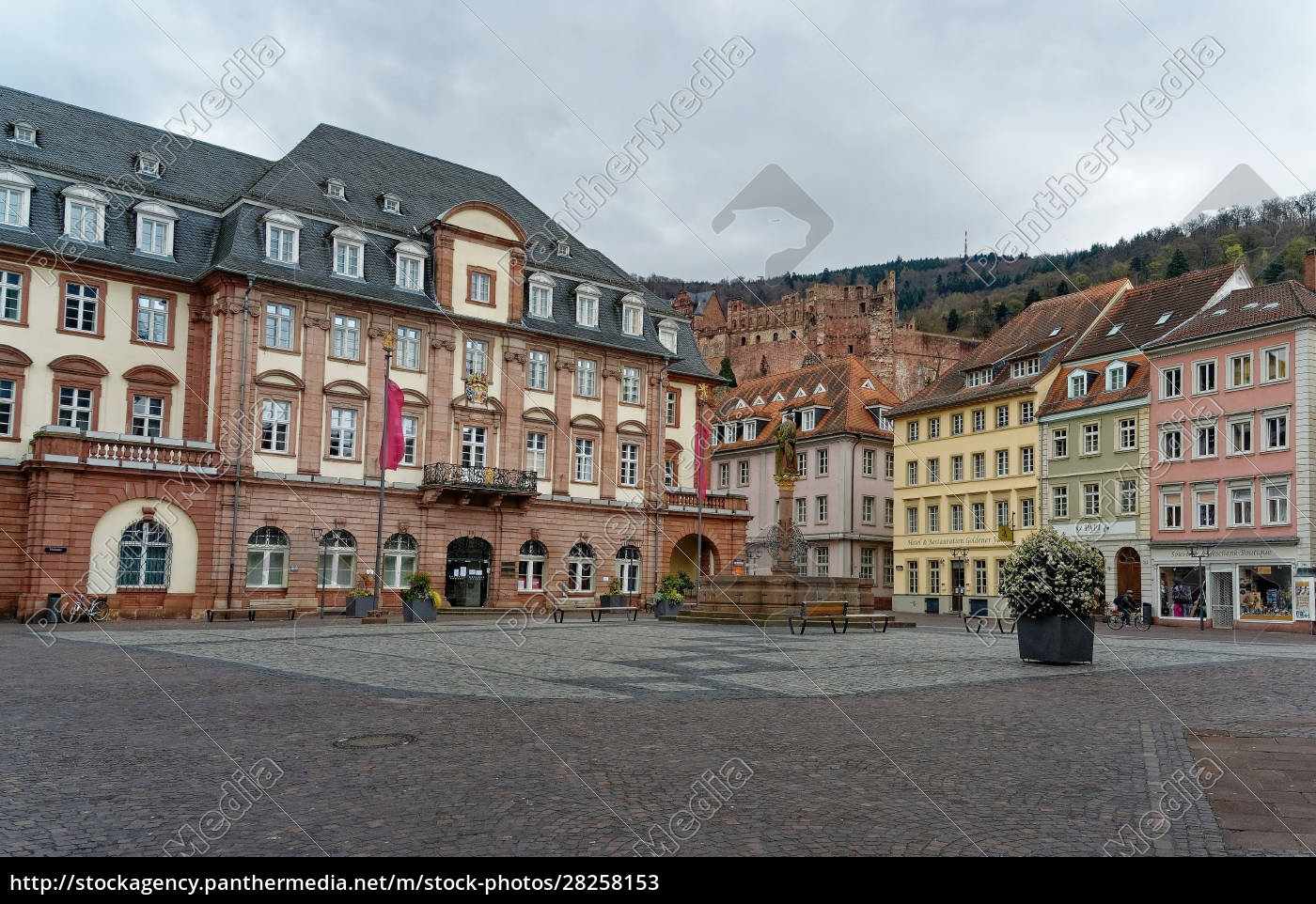 heidelberg, , market, square - 28258153