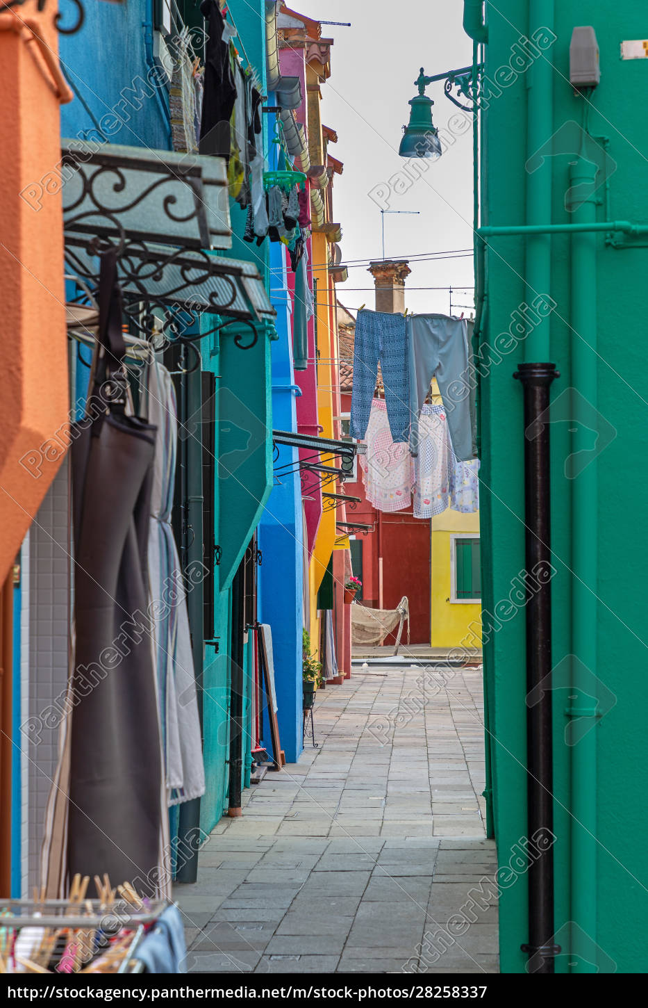 in, the, alleys, of, burano, , venice - 28258337