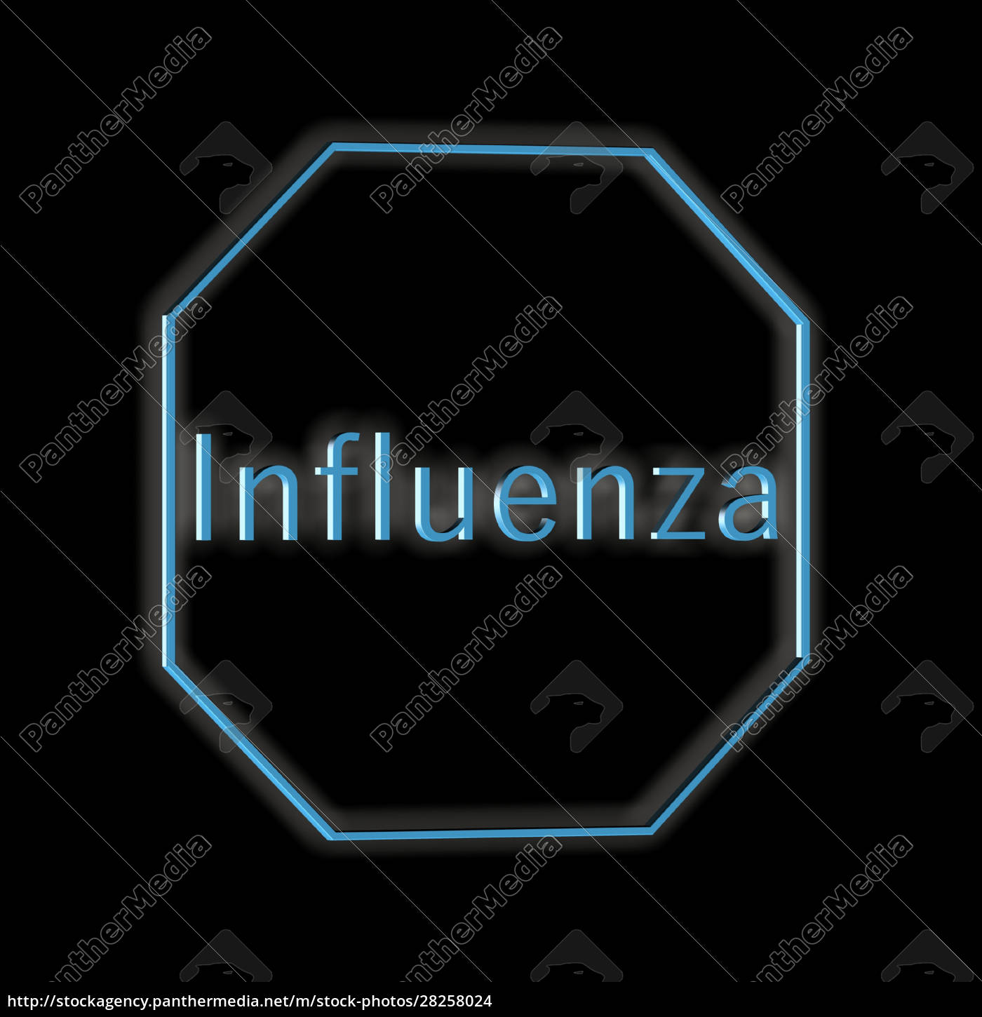 influenza, -, word, or, text, as - 28258024