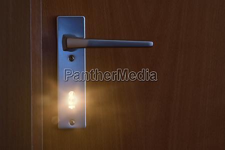 light, trough, a, key, hole, of - 28258364