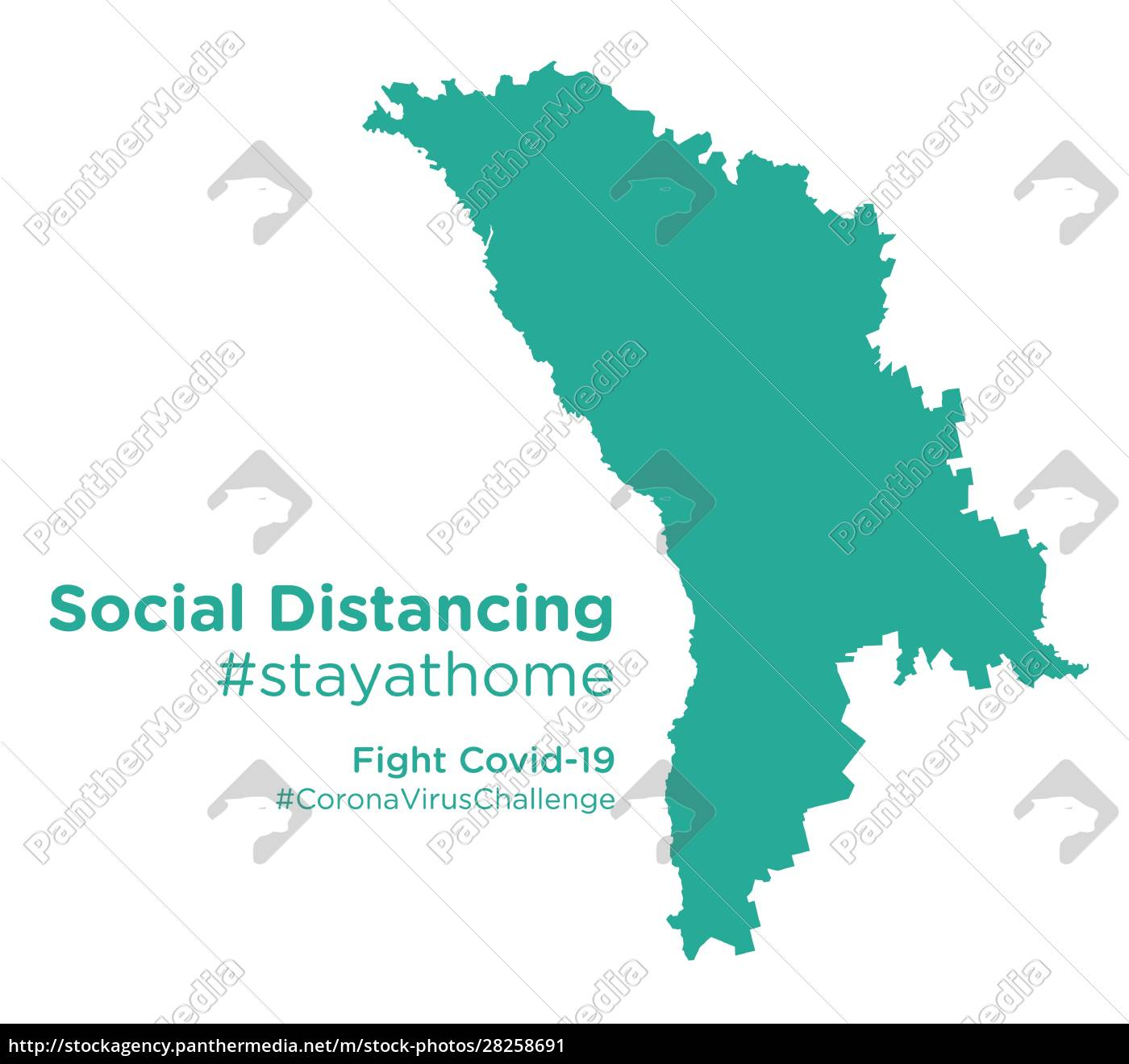 moldova, map, with, social, distancing, stayathome - 28258691