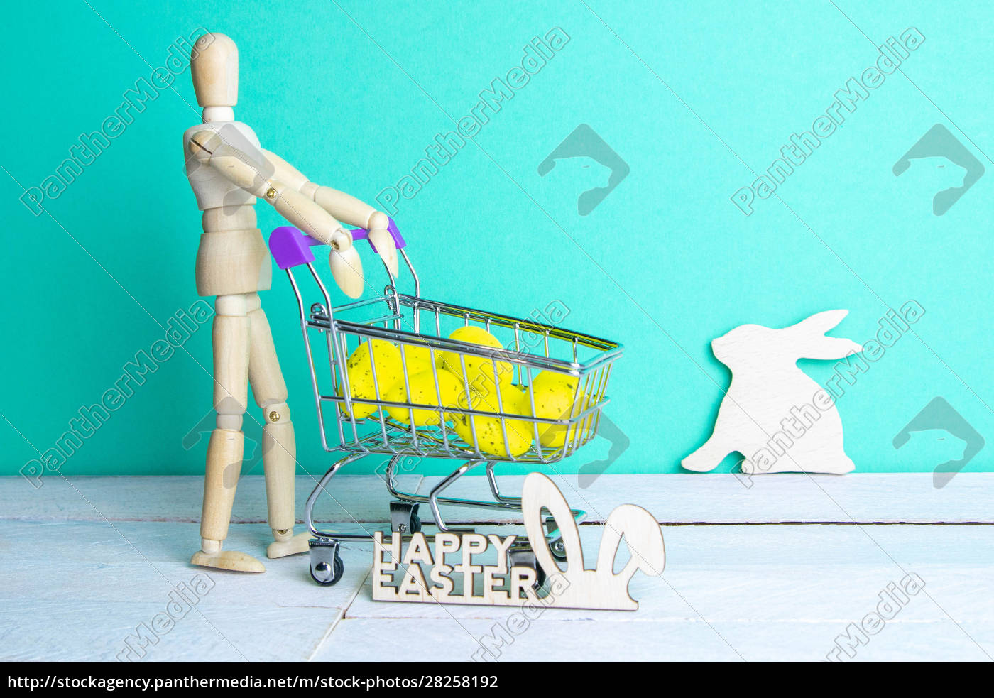 the, easter, concept., figure, of, a - 28258192
