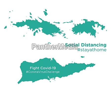 us, virgin, islands, map, with, social - 28258882