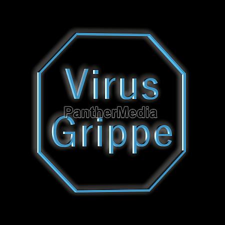 virus, flu, -, word, or, text - 28258036