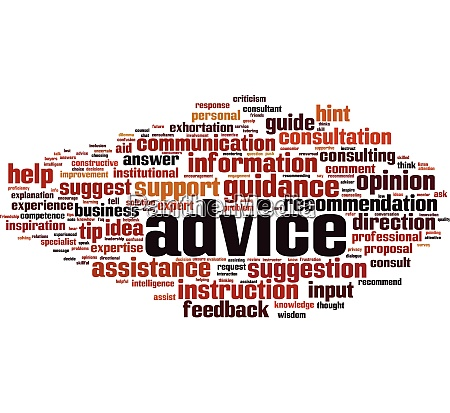 advice, word, cloud - 28259371