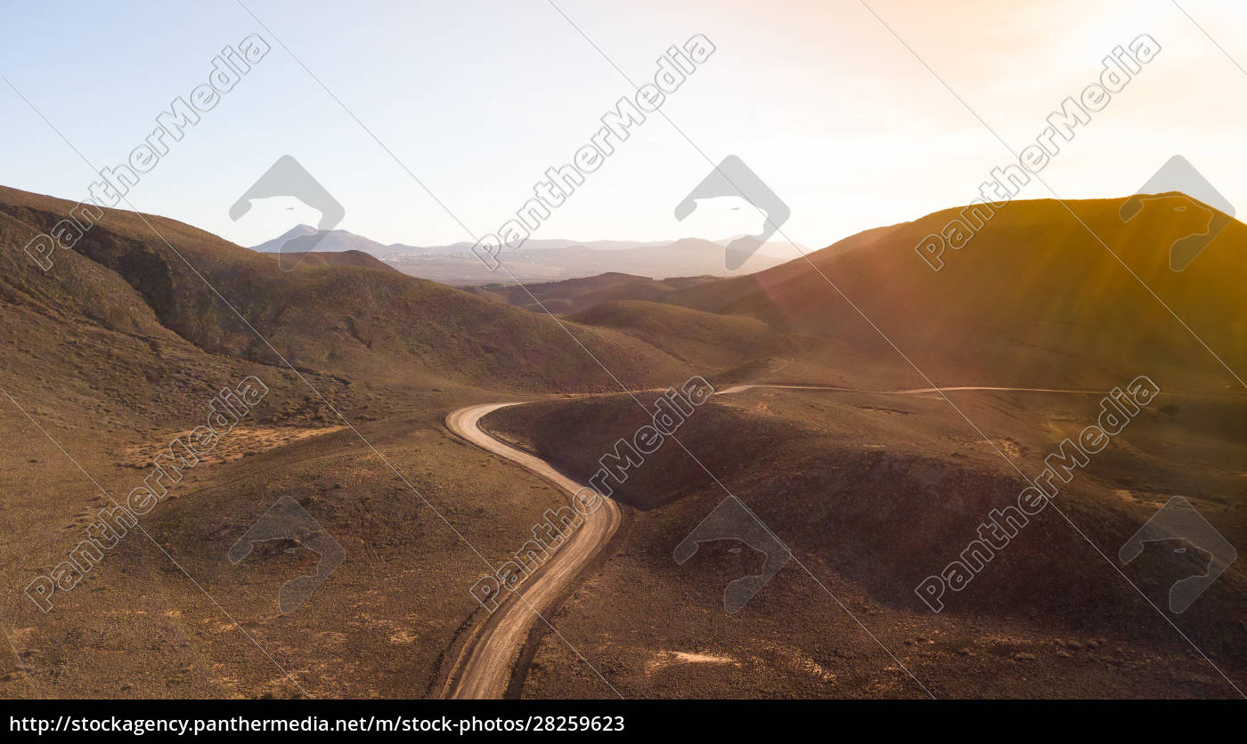 aerial, view, of, a, road, leading - 28259623