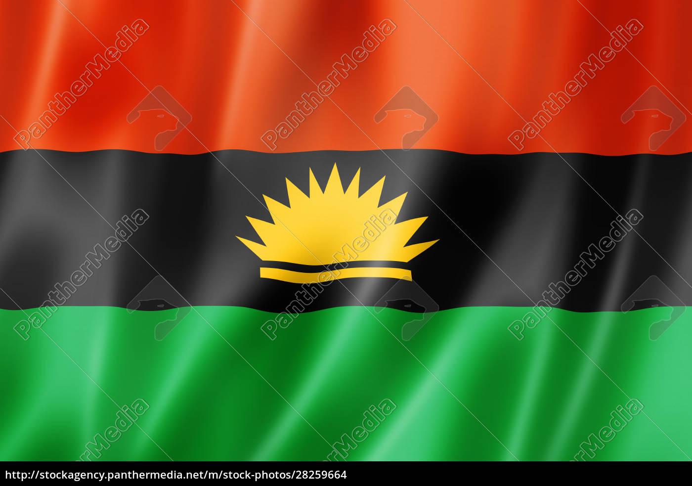 biafra, ethnic, flag, , africa - 28259664