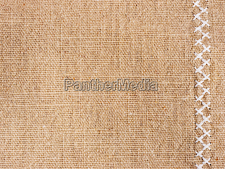 cotton, fabric, with, cross, stitch, as - 28259703