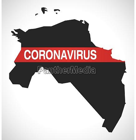 groningen, netherlands, province, map, with, coronavirus - 28259263