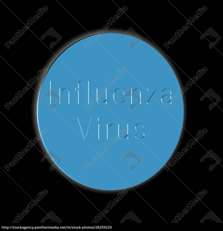 influenza, virus, -, word, or, text - 28259233