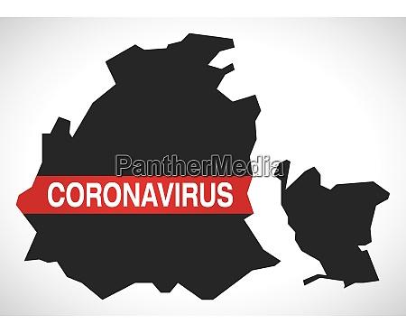 obwalden, switzerland, canton, map, with, coronavirus - 28259174