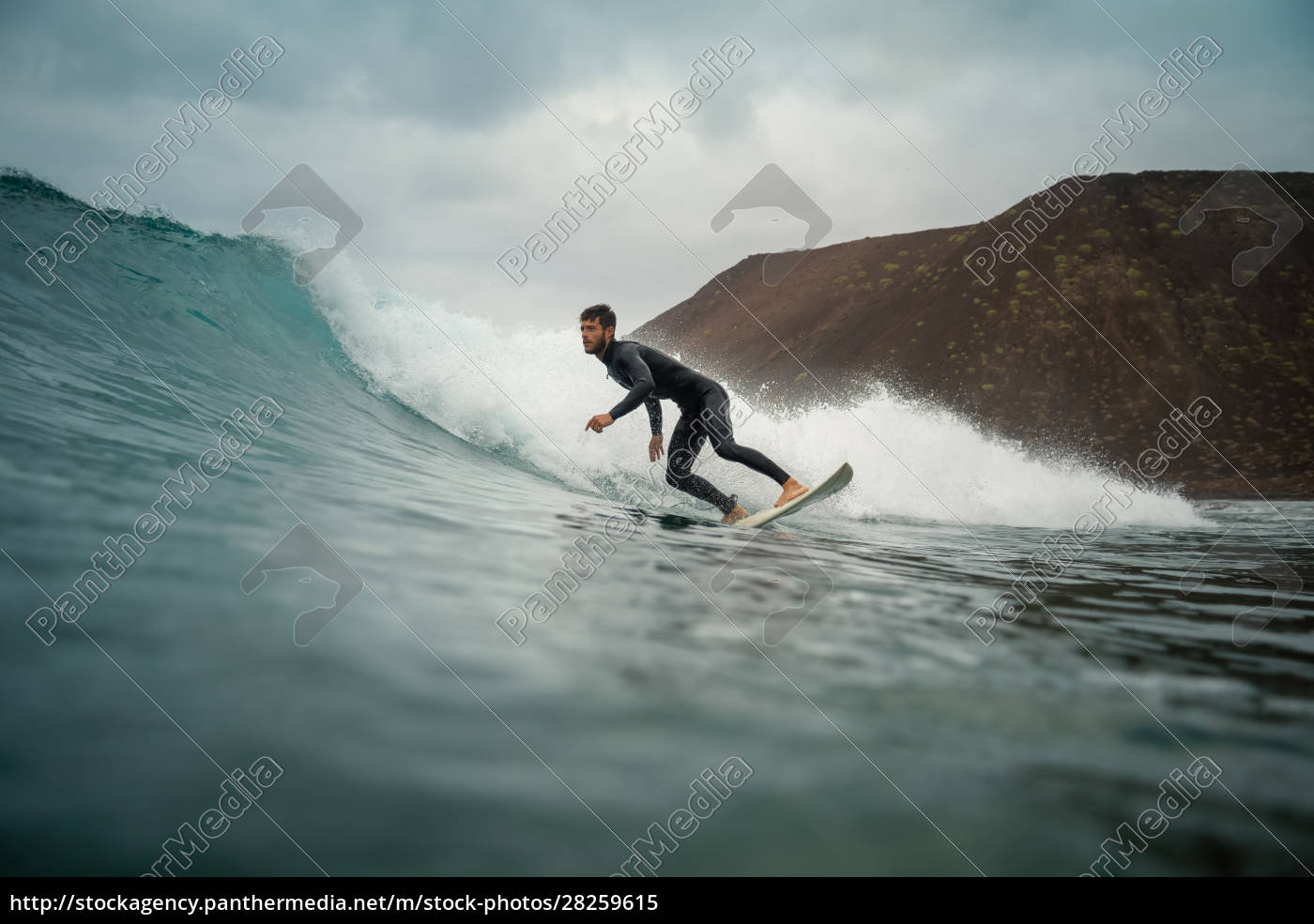 surfer, riding, waves, on, the, island - 28259615