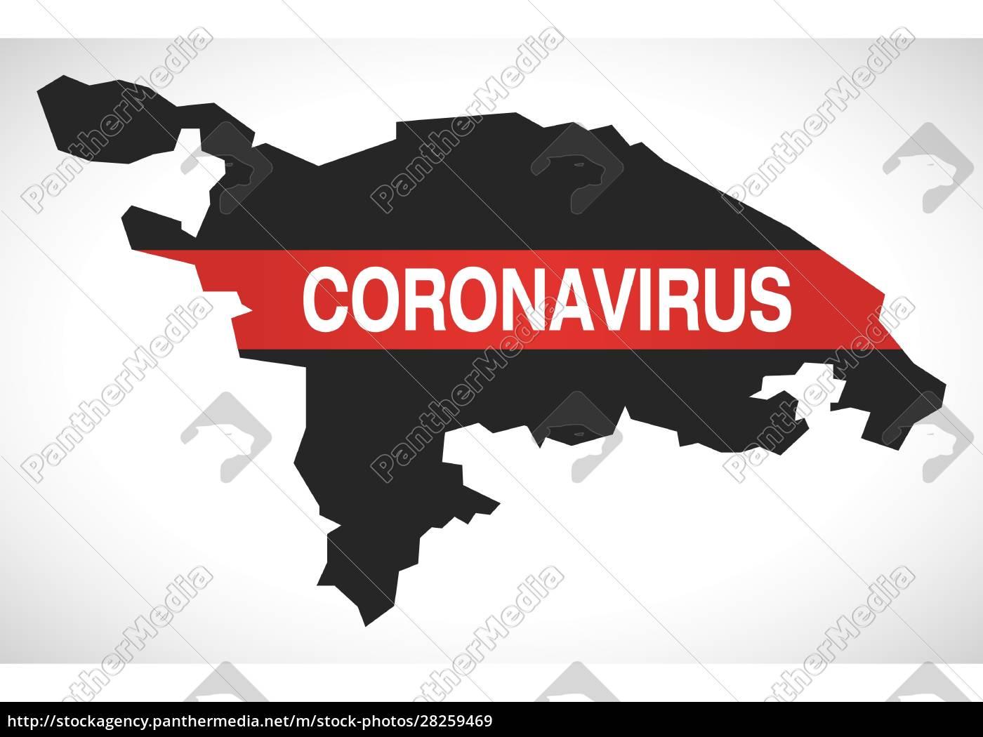 thurgau, switzerland, canton, map, with, coronavirus - 28259469