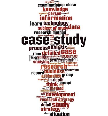 case study word cloud