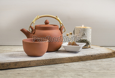 tea time still life asia style