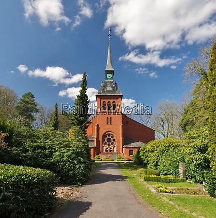 church of eckardtsheim sennestadt bielefeld north