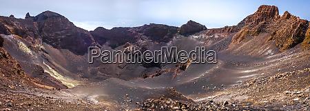 pico do fogo crater panoramic cha