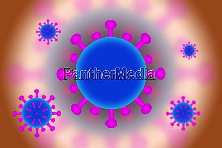 contagious coronavirus outbreak and coronaviruses influenza