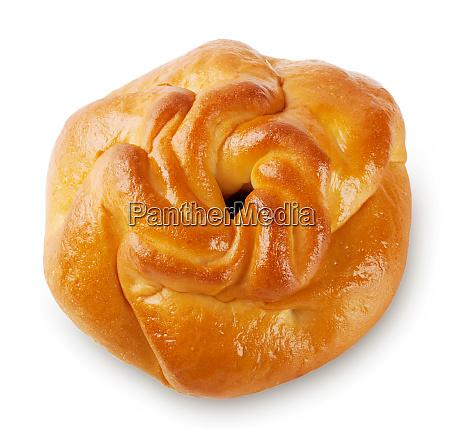 shiny tasty fresh bun