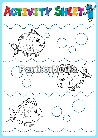 activity sheet topic image 1