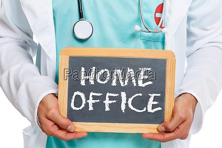home office work working corona virus