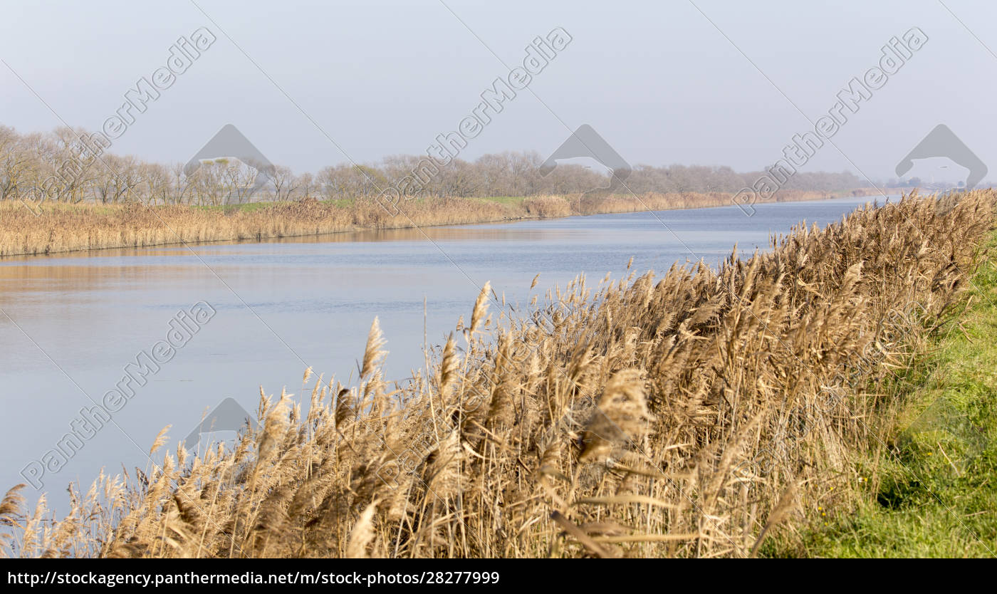 a, panorama, of, comacchio, valley, , countryside - 28277999