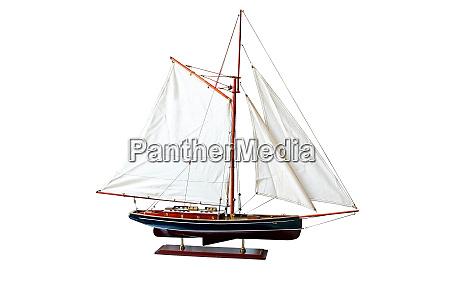 sail, ship, isolated - 28277704