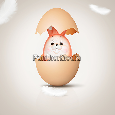 beautiful, easter, background, with, colorful, easter - 28278436