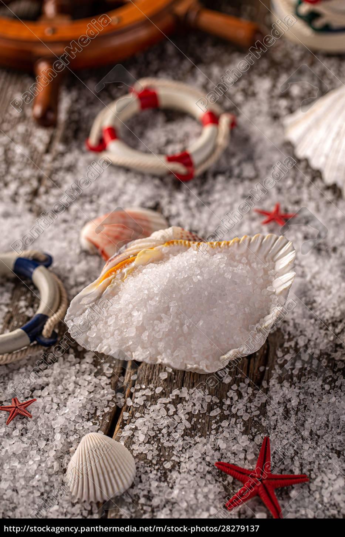culinary, sea, salt - 28279137