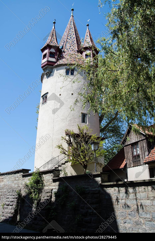 diebsturm, , lindau, , germany - 28279445