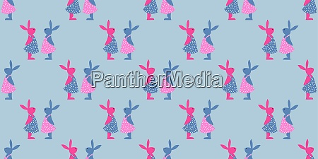 easter, background., bright, seamless, pattern., easter - 28279320
