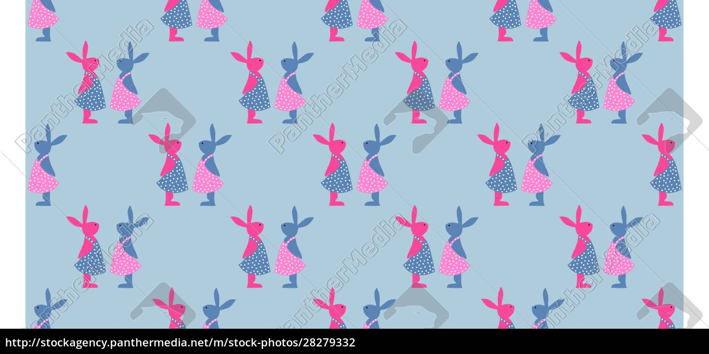 easter, background., bright, seamless, pattern., easter - 28279332