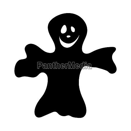 halloween, cartoon, ghost - 28279395