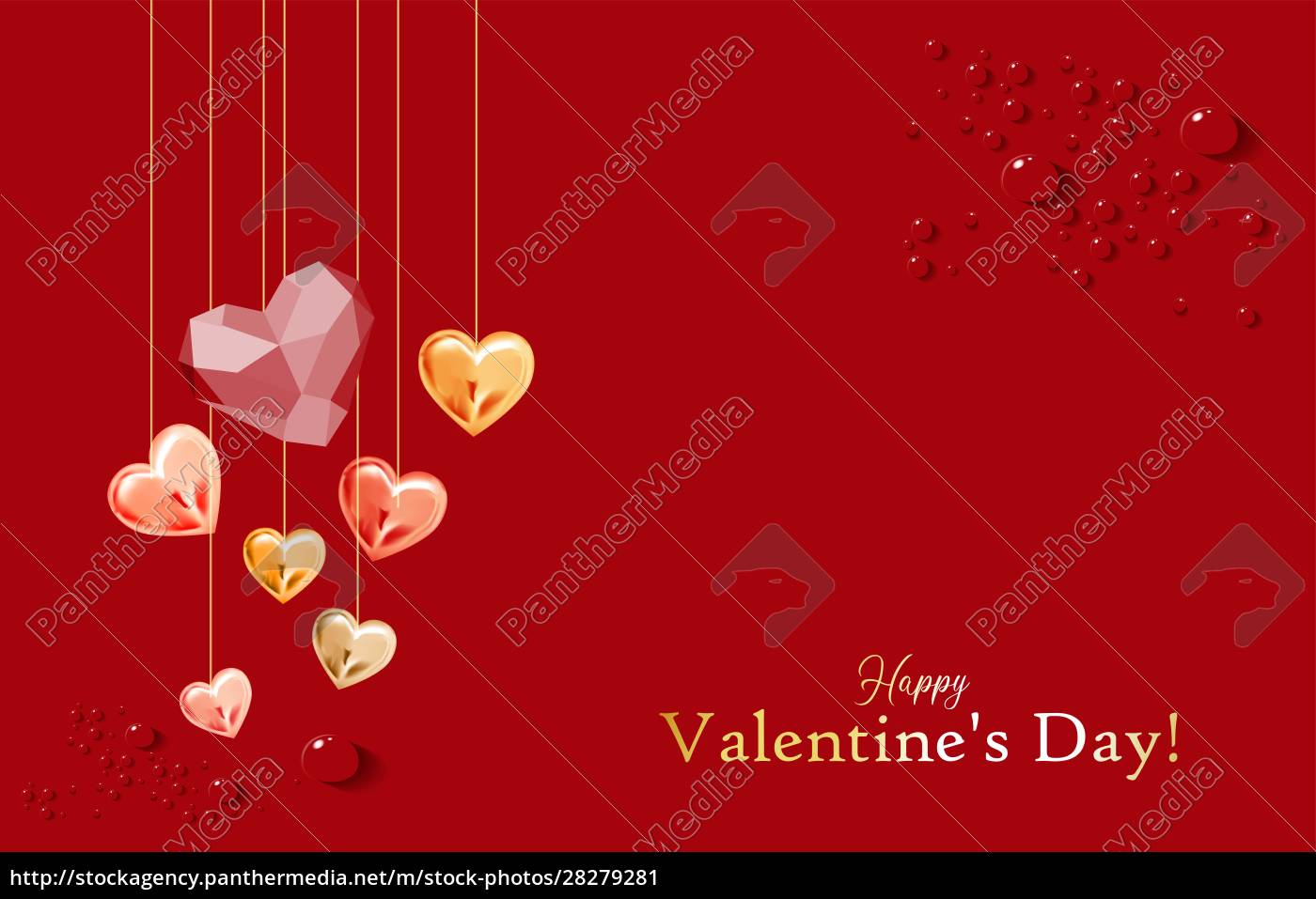 happy, valentine, s, day, romantic, greeting - 28279281