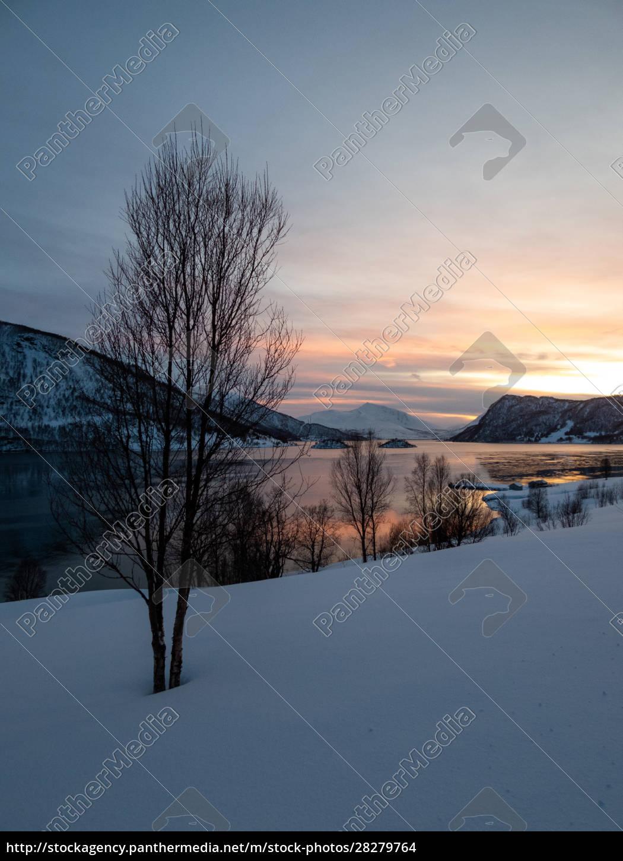 landscape, in, troms, og, finnmark, , tromso, - 28279764