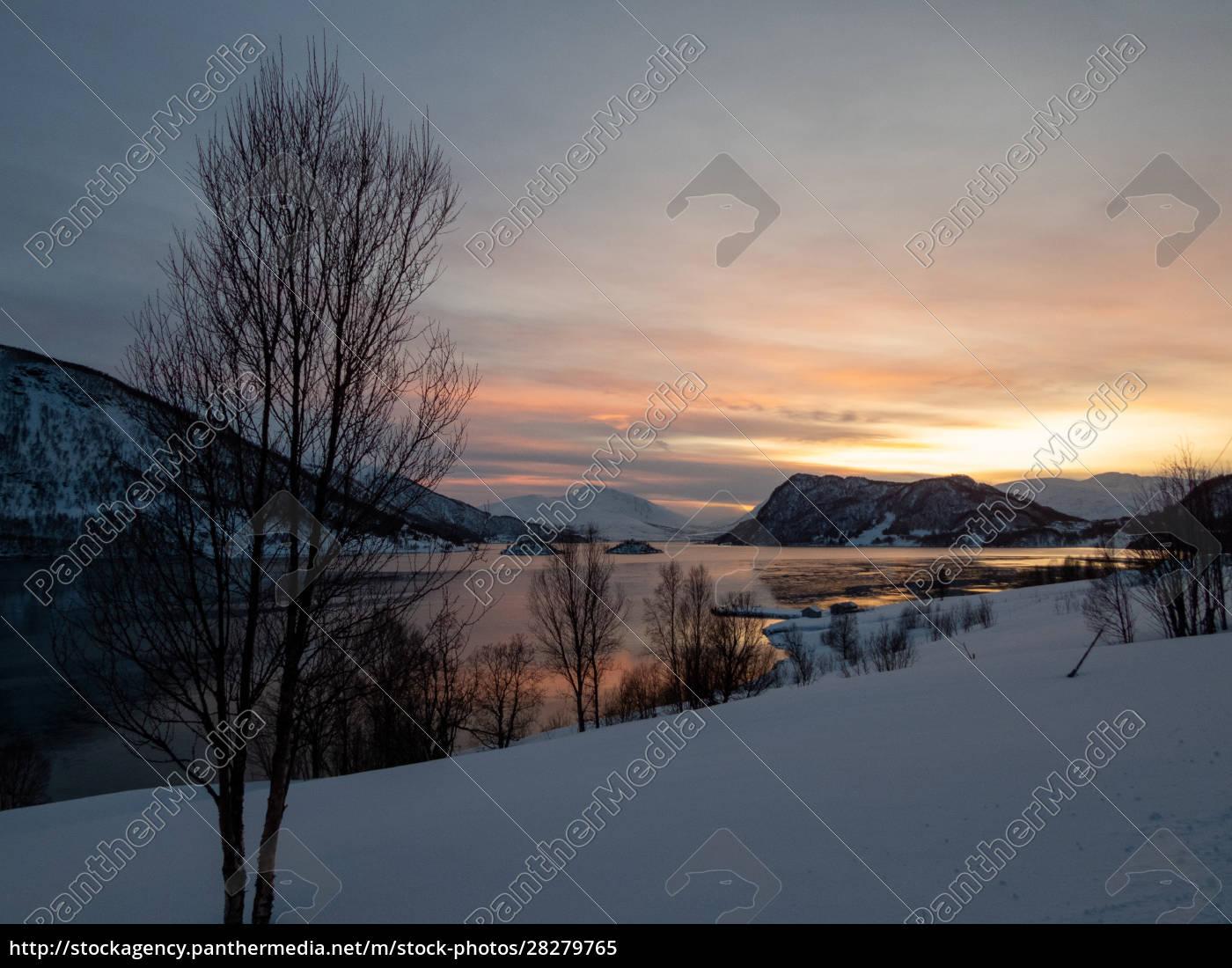 landscape, in, troms, og, finnmark, , tromso, - 28279765