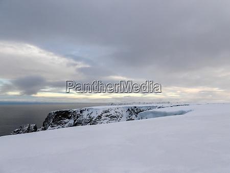 nordkapp, in, winter, , norway - 28279490