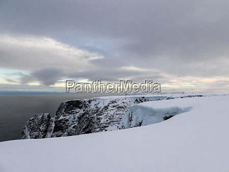 nordkapp, in, winter, , norway - 28279492