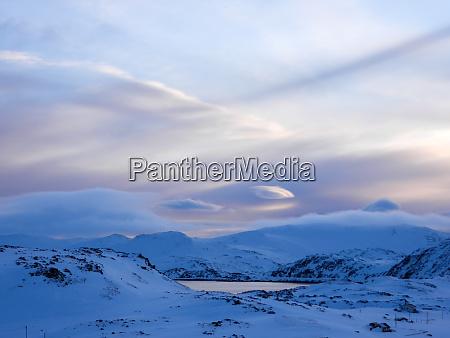 nordkapp, in, winter, , norway - 28279627