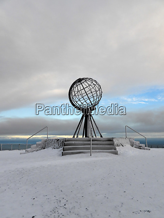 nordkapp, in, winter, , norway - 28279699