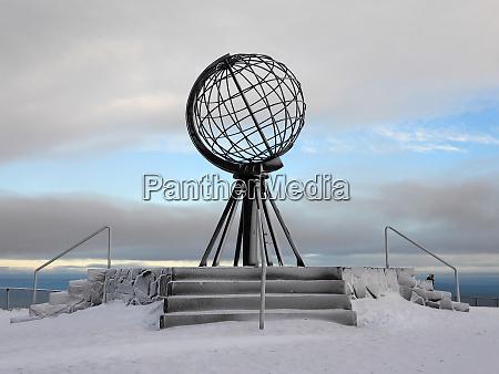 nordkapp, in, winter, , norway - 28279701