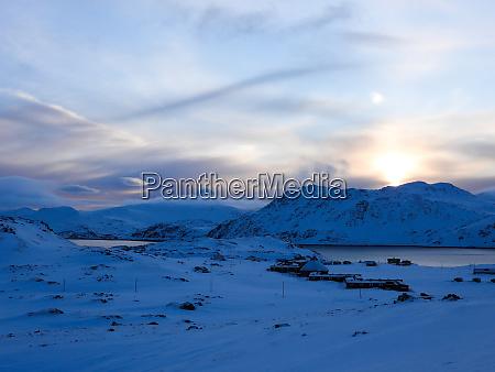 nordkapp, in, winter, , norway - 28279720